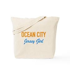 Cute New jersey girl Tote Bag