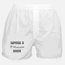 SINGING Boxer Shorts