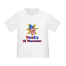 Vovo's (Grandpa) Little Firecracker T-Shirt