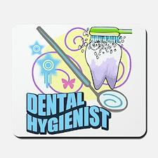 Dental Hygienists Mousepad