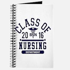 Class of 2016 BSN Journal