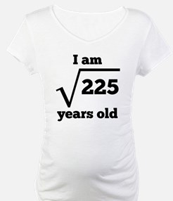 15th Birthday Square Root Shirt