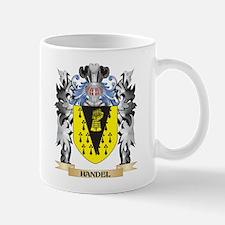 Handel Coat of Arms - Family Crest Mugs
