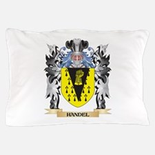 Handel Coat of Arms - Family Crest Pillow Case