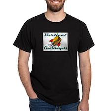 Vertical Cheeseburgers T-Shirt