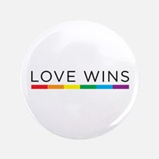 Love Wins Button