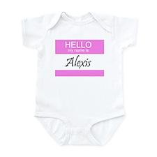 Alexis Infant Creeper