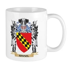Hansel Coat of Arms - Family Crest Mugs