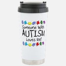 Cute Disabilities Thermos Mug