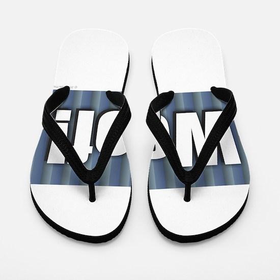 Unique Kitteh Flip Flops