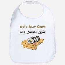 ED'S BAIT SHOP Bib