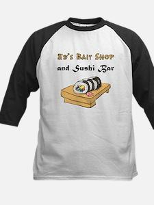 ED'S BAIT SHOP Baseball Jersey