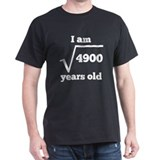 70th birthday Dark T-Shirt