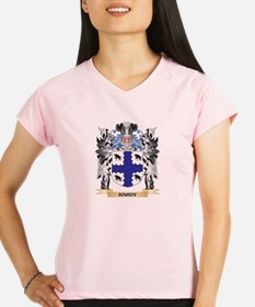 Hardy Coat of Arms - Famil Performance Dry T-Shirt