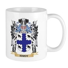 Hardy Coat of Arms - Family Crest Mugs