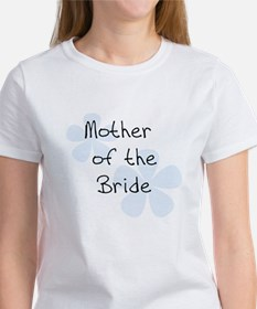 Mother of Bride Blue Women's T-Shirt