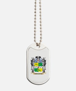 Hargrove Coat of Arms - Family Crest Dog Tags
