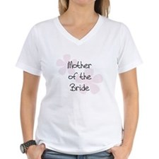 Mother of Bride Pink Shirt