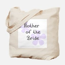 Mother of Bride Lilac Tote Bag