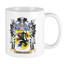 Harkness Coat of Arms - Family Crest Mugs