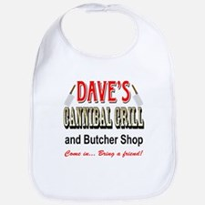 DAVE'S CANNIBAL GRILL Bib