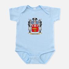 Harrigan Coat of Arms - Family Crest Body Suit