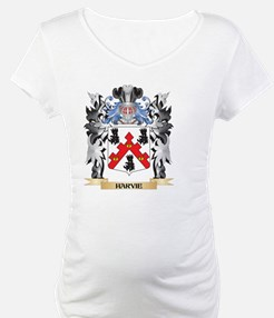 Harvie Coat of Arms - Family Cre Shirt