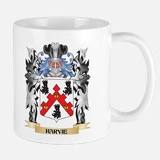 Harvie Coat of Arms - Family Crest Mugs