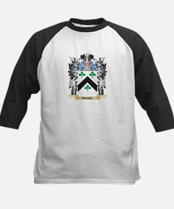 Hazel Coat of Arms - Family Crest Baseball Jersey