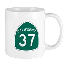 Route 37, California Mug