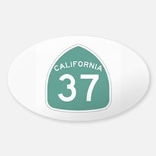 Route 37, California Decal