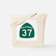 Route 37, California Tote Bag