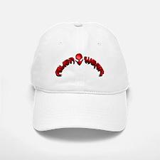 Metallic 3 Baseball Baseball Cap