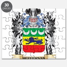 Heffernan Coat of Arms - Family Crest Puzzle