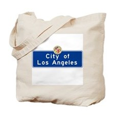 City of Los Angeles, California Tote Bag