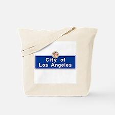 City of Los Angeles, California Tote Bag