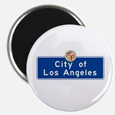 City of Los Angeles, California Magnet