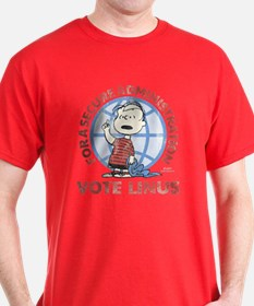 Vote Linus T-Shirt
