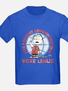 Vote Linus T