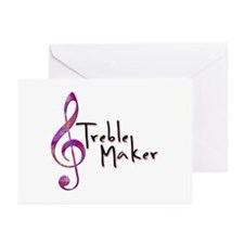 Treble Maker Greeting Cards (Pk of 10)