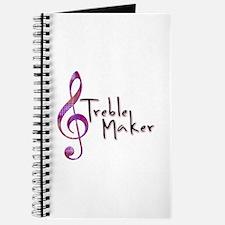Treble Maker Journal
