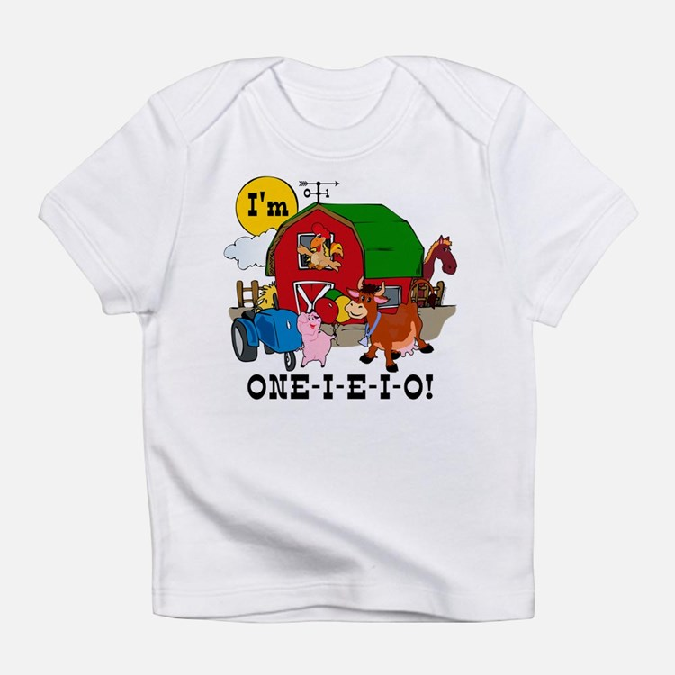 ONE-I-E-I-O Infant T-Shirt