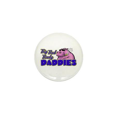 Big Bad Booty Daddies Mini Button