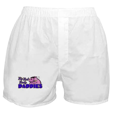 Big Bad Booty Daddies Boxer Shorts