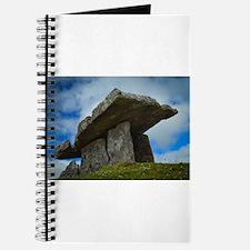 Poulnabrone dolmen Journal
