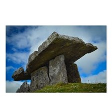 Poulnabrone dolmen Postcards (Package of 8)