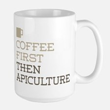 Coffee Then Apiculture Mugs