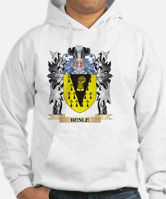 Henle Coat of Arms - Family Cres Hoodie