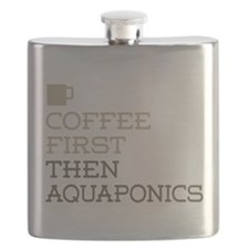 Coffee Then Aquaponics Flask