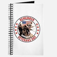 Remember Veterans Day, November 11 Journal